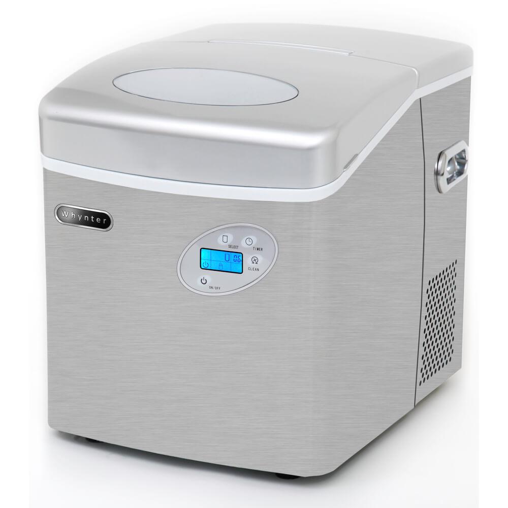 Imc 490ss Whynter Portable Ice Maker 49 Lb Capacity